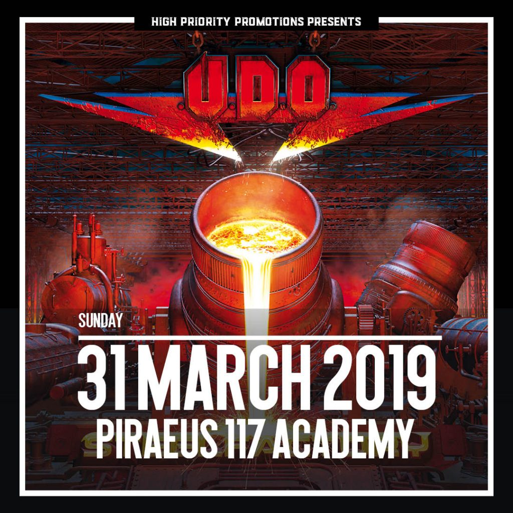 UDO-31 March