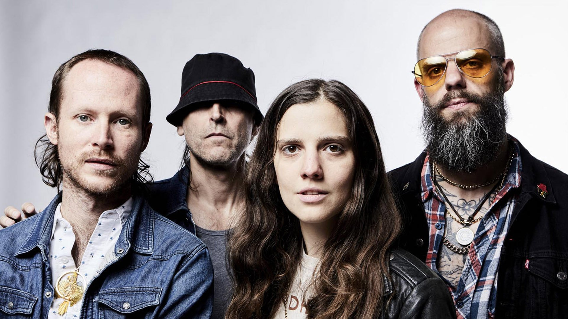 Baroness-band photo
